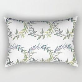 Then again Rectangular Pillow
