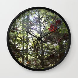 Changing Colors Wall Clock