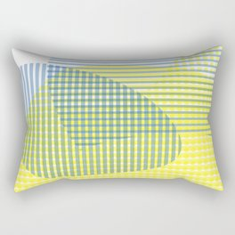 Rarely Rectangular Pillow