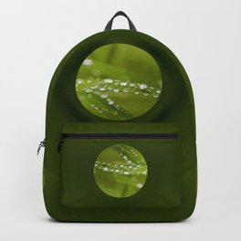 drops in circle Backpack