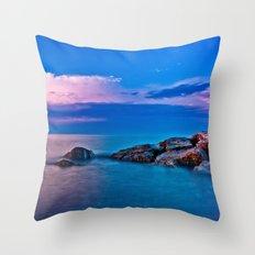 Ashbridges Bay Toronto Canada Sunrise No 1 Throw Pillow