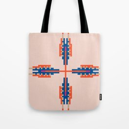 Southwest Vibe Festival Style Tote Bag