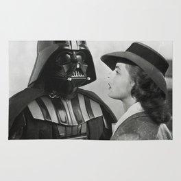 Darth Vader in Casablanca Rug