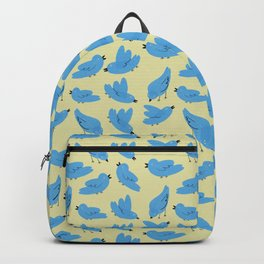 Bluebirds Backpack