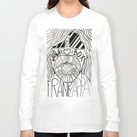 zappa Long Sleeve T-shirts featuring Frank Zappa by JeanMar