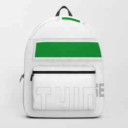 Intellectual Thinker Backpack