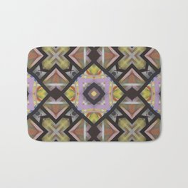 Square Matrix Bath Mat