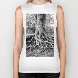 Tree of Life and Limb Biker Tank