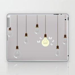 Light Bulbs Laptop & iPad Skin