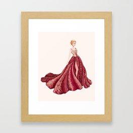 Heavenly Blake Framed Art Print