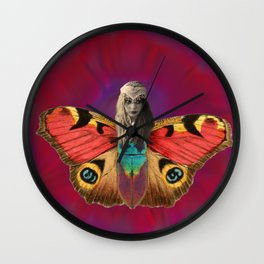 Vadoma The knowing one II Wall Clock