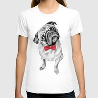 percy jackson T-shirts featuring Percy Pug by 13 Styx