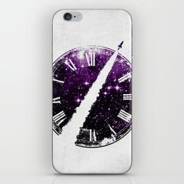 A Journey through Space and Time 2 iPhone Skin