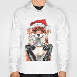Morning Fox Christmas Hoody