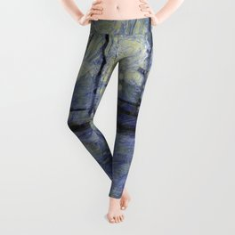 The Ship Van Goth Leggings