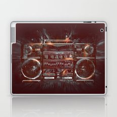 DARK RADIO Laptop & iPad Skin