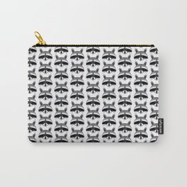Teeny Tiny Coonie Pattern Carry-All Pouch