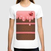 pie T-shirts featuring Pie by Rejdzy