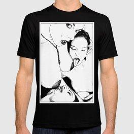 asc 394 - Les soeurs jumelles (The twin sisters) T-shirt