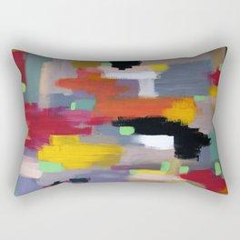 if we were normal Rectangular Pillow
