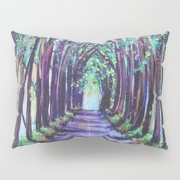 Kauai Tree Tunnel Pillow Sham