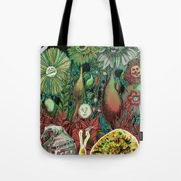 The case of The Wrong Feed On The Ol' Snail Trail... Tote Bag