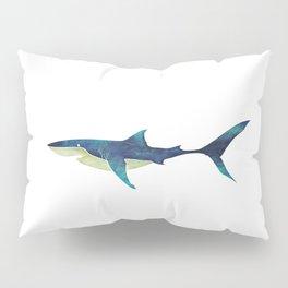 Great White Shark Pillow Sham