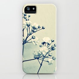 Gypsy Blue iPhone Case