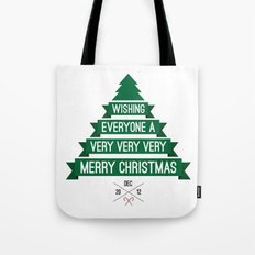 Merry Wishes Tote Bag