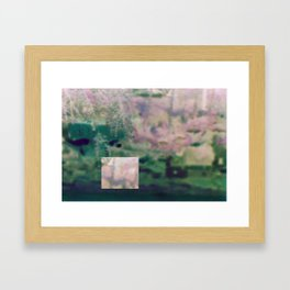 Experimental Photography#4 Framed Art Print