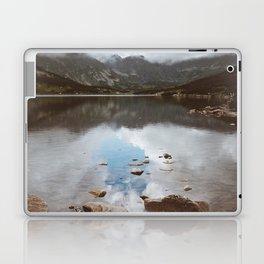 Mountain Lake - Landscape and Nature Photography Laptop & iPad Skin