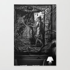 The Adolphus Canvas Print
