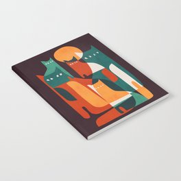 Cat Family Notebook