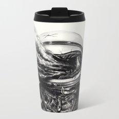 Transposed Metal Travel Mug