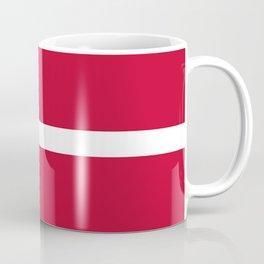 Flag of Denmark Coffee Mug