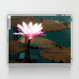 Lovely Lily Pads Laptop & iPad Skin