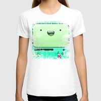 bmo T-shirts featuring BMO by Some_Designs