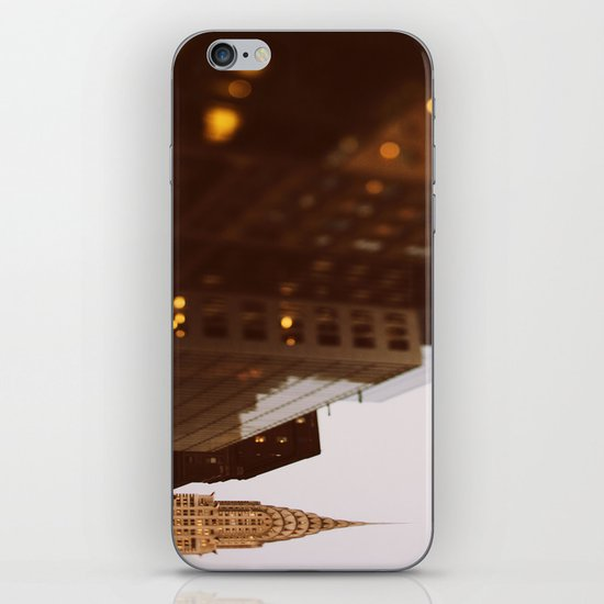 Bright Lights, Big City iPhone & iPod Skin