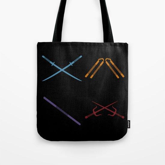 TMNT Tote Bag
