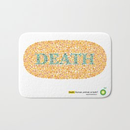 Death  Bath Mat