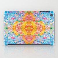 lsd iPad Cases featuring LSD Flower by Zeus Design