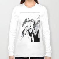 kpop Long Sleeve T-shirts featuring Assassin Tao by Ahri Tao