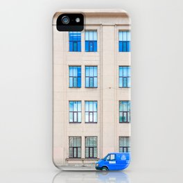The Blue iPhone Case