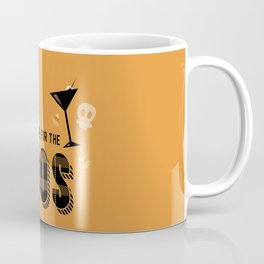 I'm Just Here for the Boos Coffee Mug