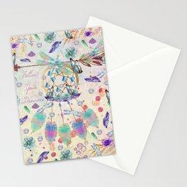 Bohemian Gems Stationery Cards