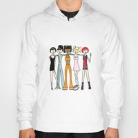 spice girls Hoodies featuring The Spice Girls by flapper doodle