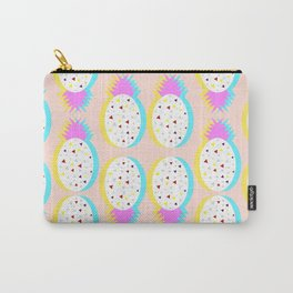Pastel pineapples Carry-All Pouch