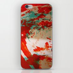 struck iPhone & iPod Skin