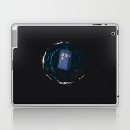 Space and Time and the Universe Laptop & iPad Skin