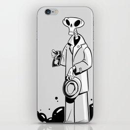 Deadtective Mori iPhone Skin